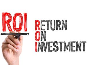 image of return on investment