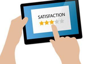 image of user satisfaction